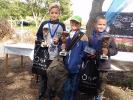 Dětské závody na Strženým rybníce