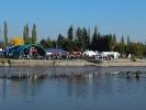Na akci ve vodě nežijí jen vodníci se sešlo, v Rožmitále pod Třemšínem, přes 200 dětí.